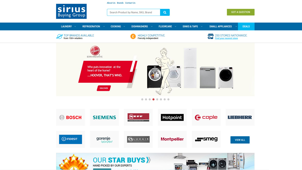 Making Every Homeowner's Dream Come True with a One-Stop Solution at Sirius Buying Group