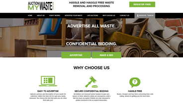 How AuctionMyWaste Became An Indispensable Asset in the UK Market