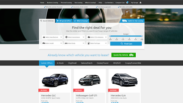 Driving Full Speed on the Car Leasing Highway: ContractHireACar.com