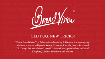 BrandVision- Old Dogs. New Tricks