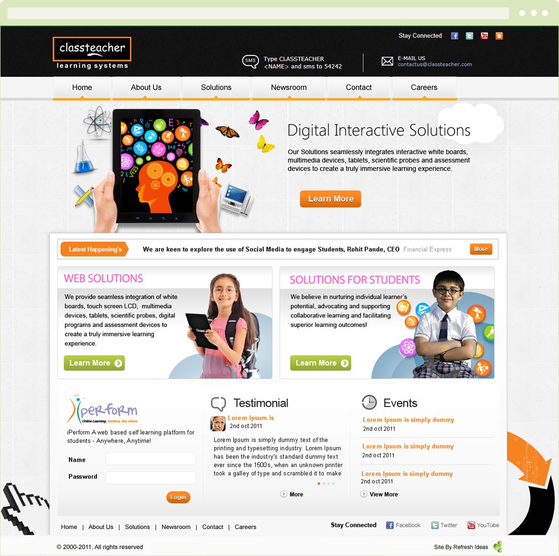 Classteacher Learning Systems