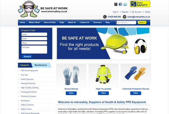 Intersafety (Industrial Protection)