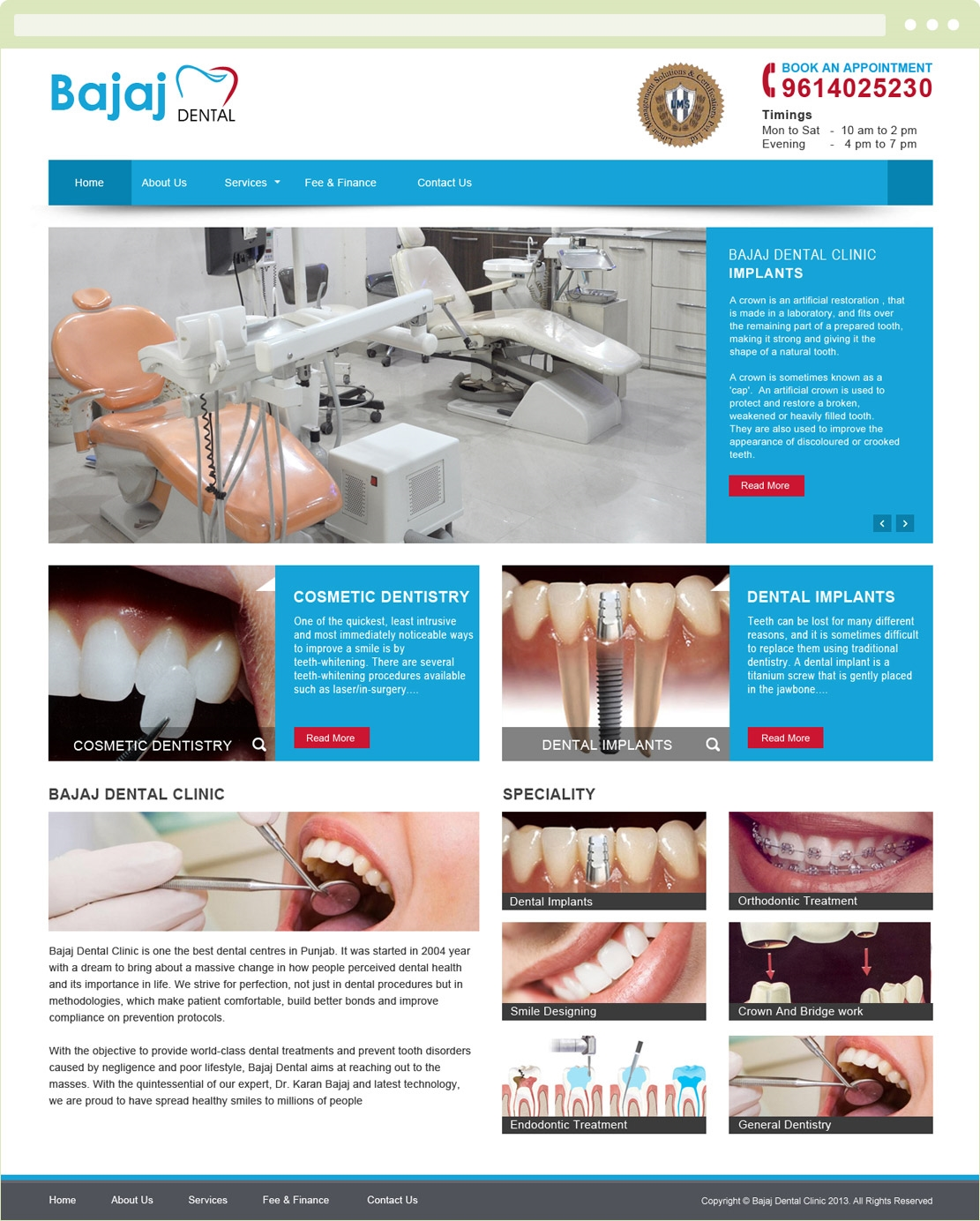 Bajaj Dental