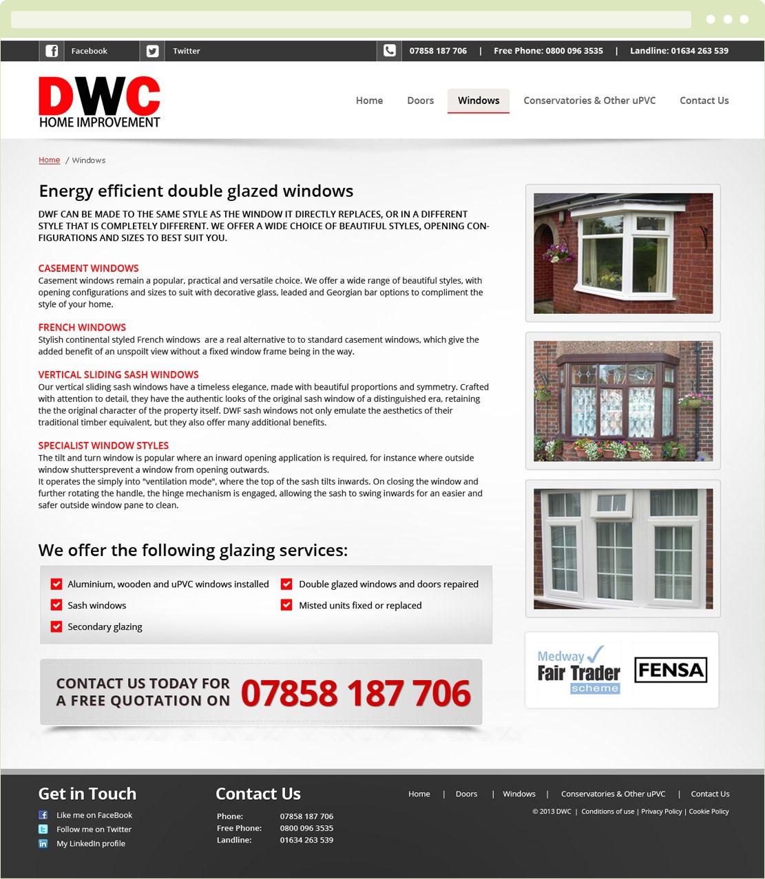 DWC Home Improvement