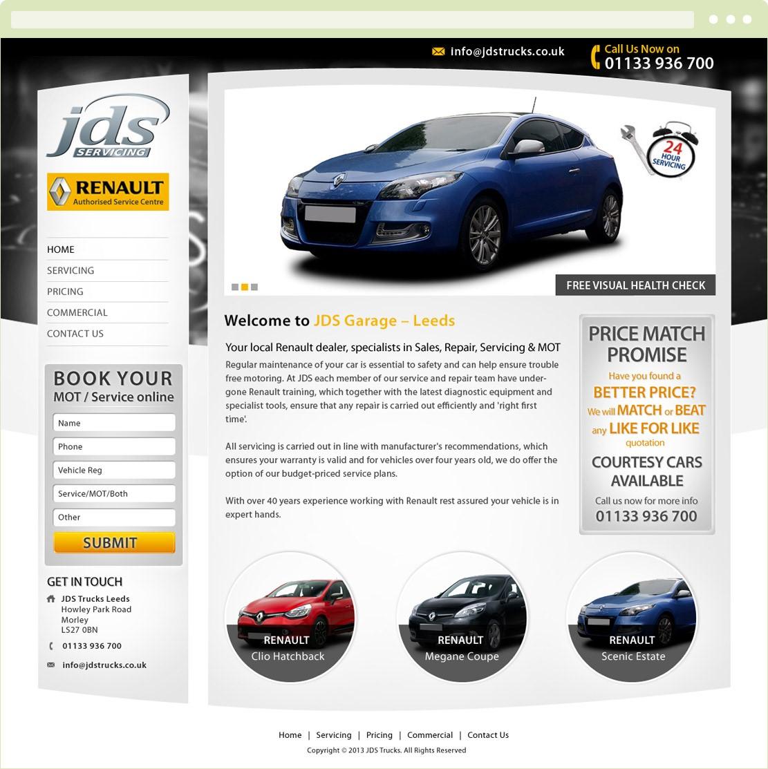 JDS SERVICING