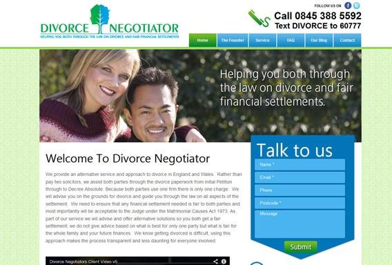 Divorce Negotiator