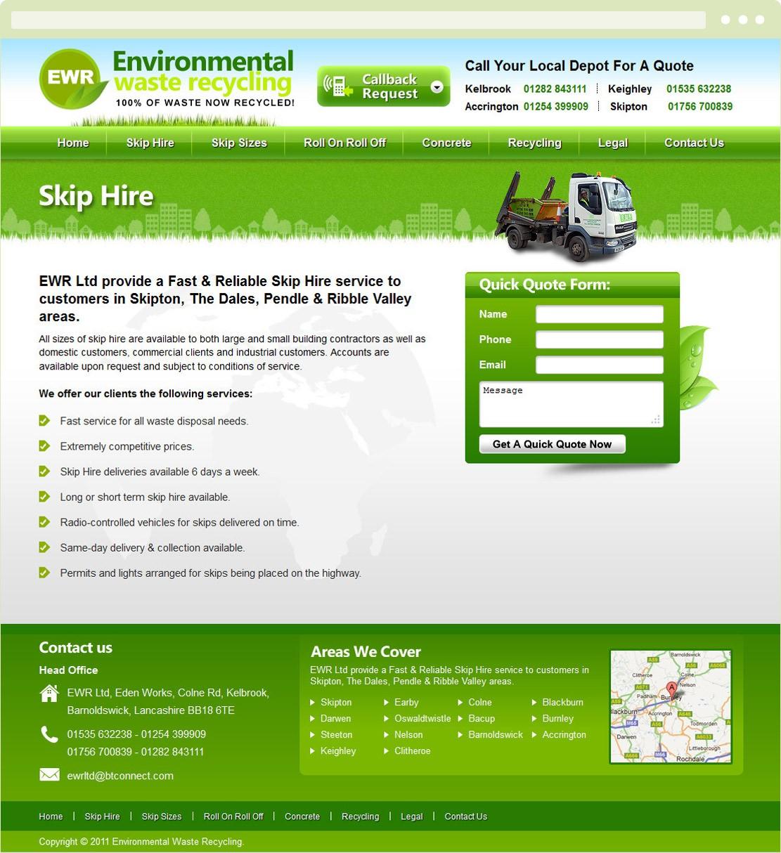 Environmental Waste