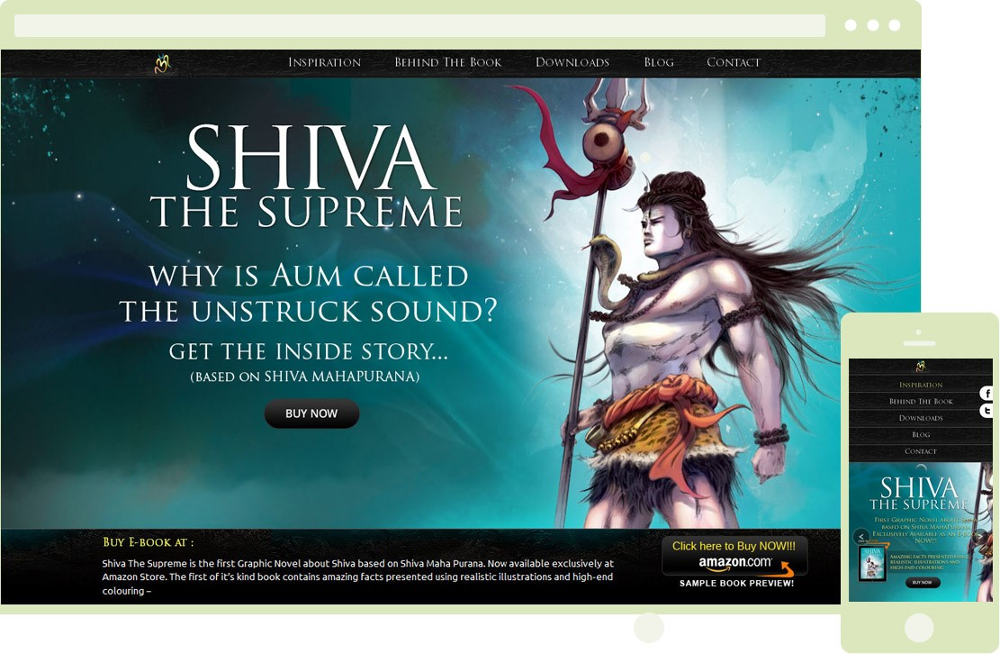 Shiva The Supreme