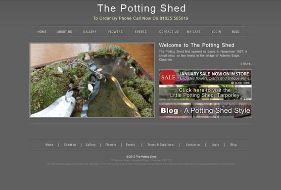Pottingshed
