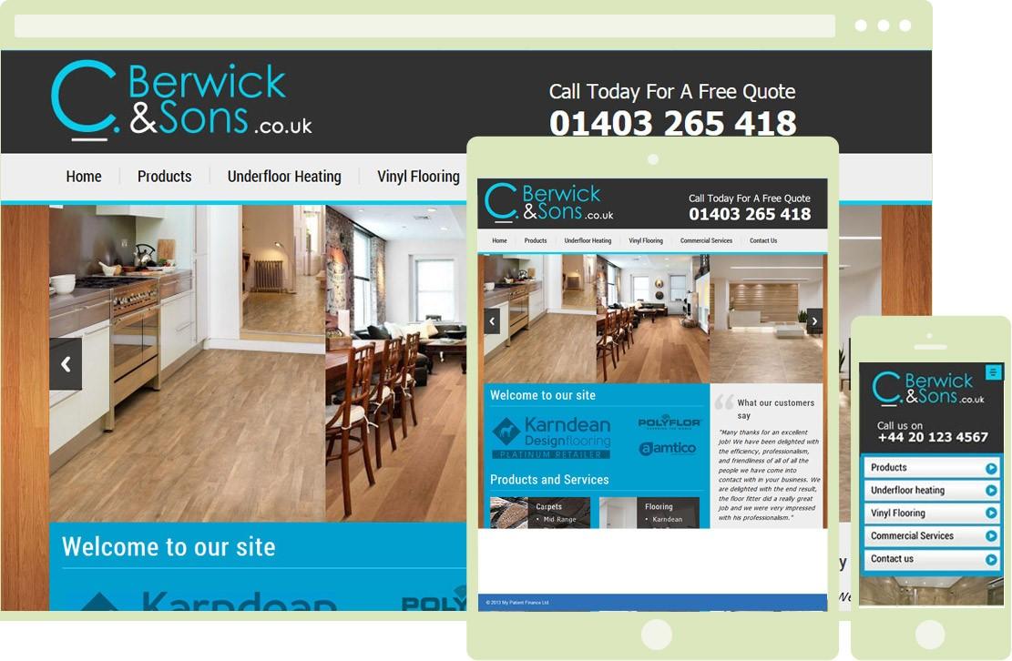 C Berwick & Sons