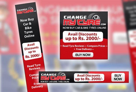 Banner Design - ChangeMyTyre.com