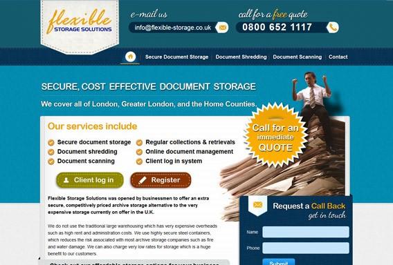 Flexible Storage