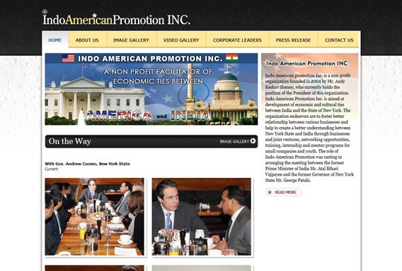 Indo American Promotion INC