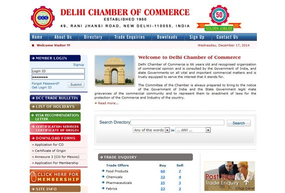 Delhi Chamber of Commerce