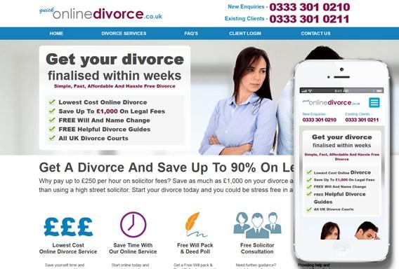 Quick Divorce Online