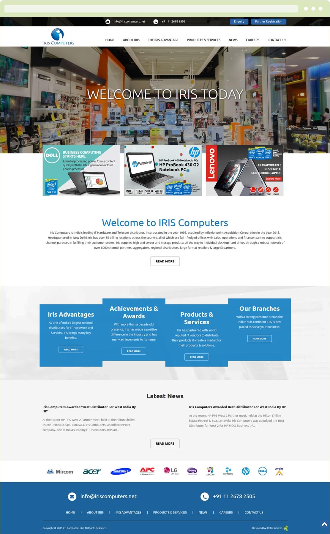 Iris Computers