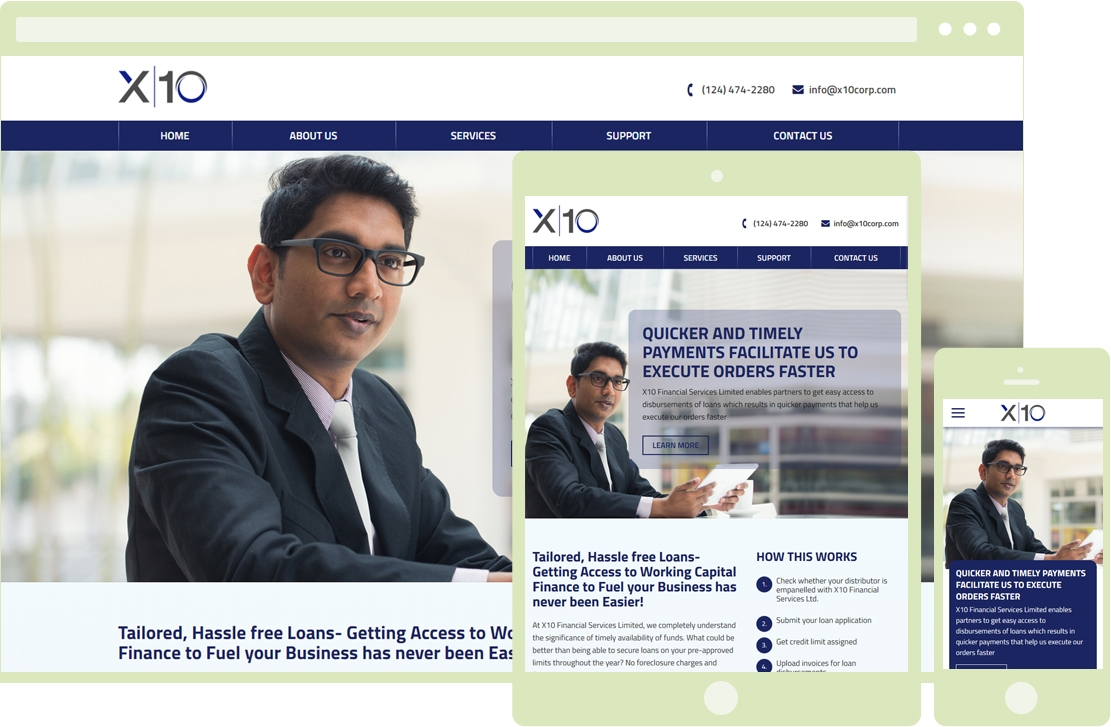X10 Financial Services Ltd.