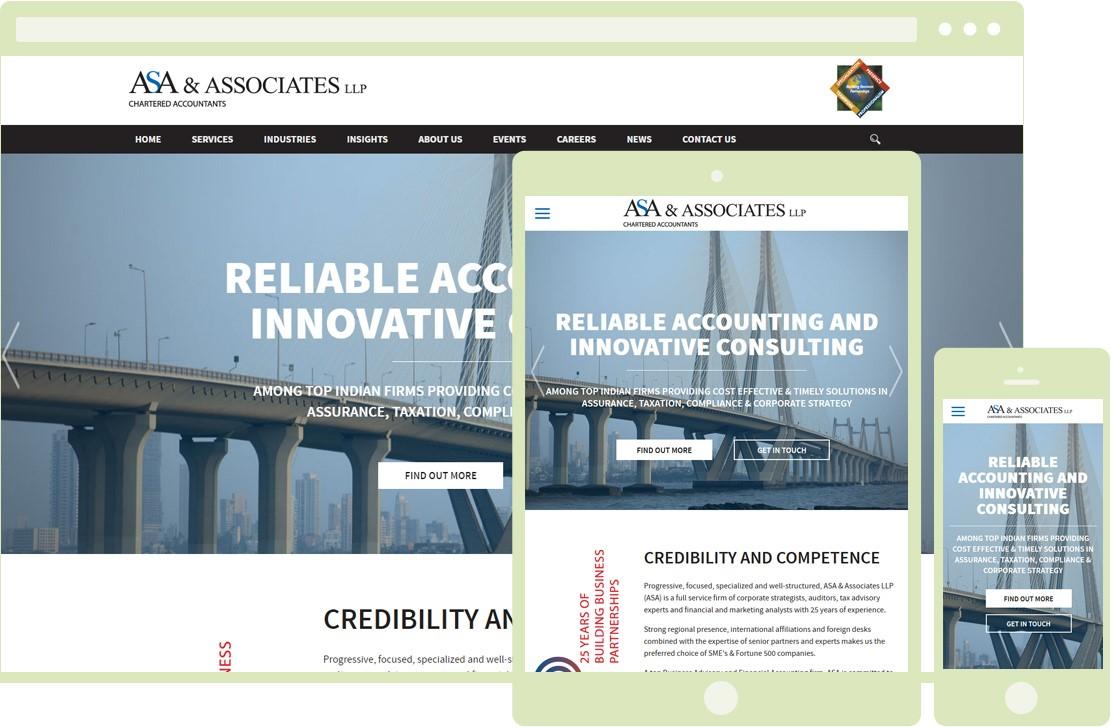 ASA & Associates LLP
