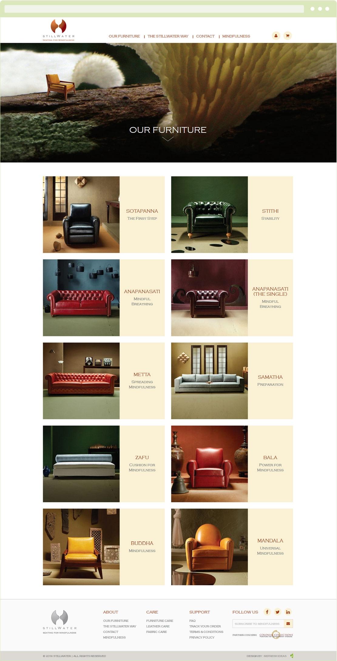 StillWater Furniture