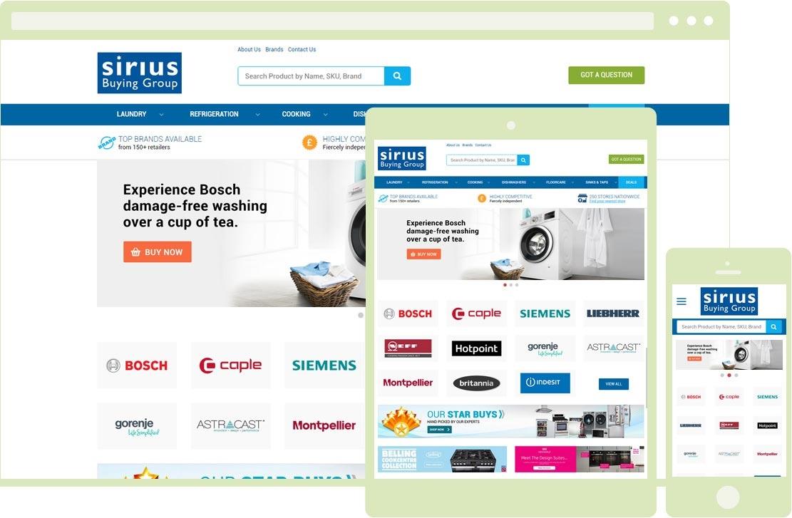 Sirius Buying Group