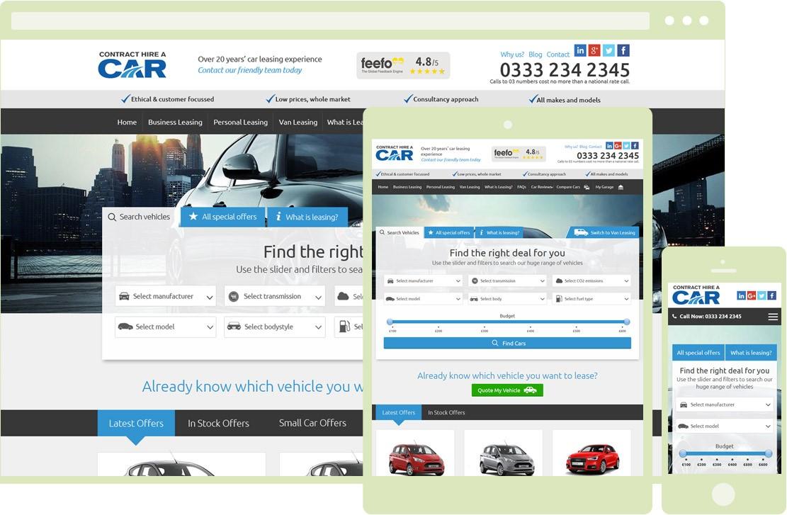 Contract Hire A Car