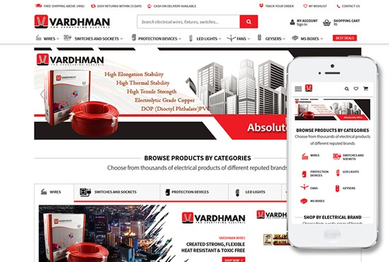 Vardhman Shop