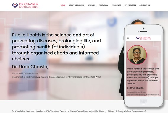 Dr. Chawla Consulting