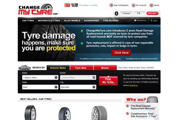 Change My Tyre