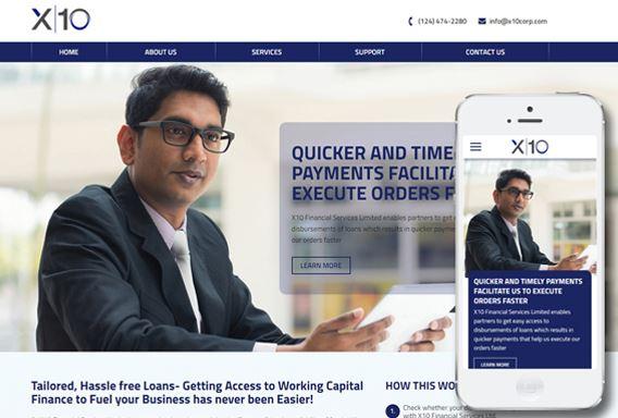 X10 Financial Services Ltd.